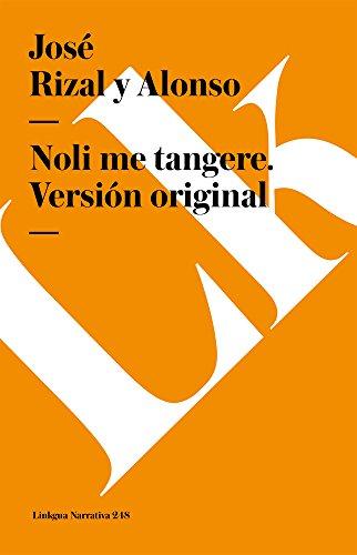 Noli Me Tangere Cover Image