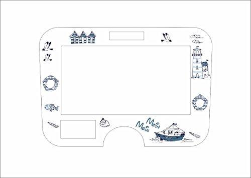 Protector pantalla Monsieur Cuisine Connect Faro Azul