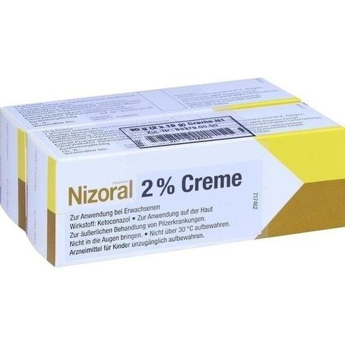 Nizoral, 30 g Creme