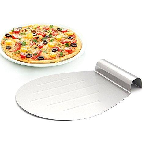 hangnuo 28 Pelle à Gâteau en Acier Inoxydable à pizza