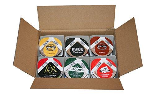 Tassimo Probierpaket Deluxe (Tassimo Caramel Espresso)