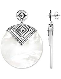 THOMAS SABO Femme 925 Argent|#Silver Multicolore Nacre