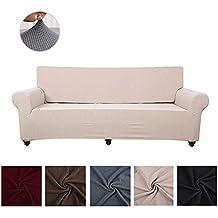 Fantastisch Chlove Honigwabe Sofabezug Elastische Sofa Abdeckung Sofaüberwurf  Sesselhusse Stretchhusse In Verschiedenen Größen Und Farben 2 Sitzer