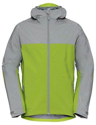 Vaude Herren Men's Moab Rain Jacket Jacke, Chute Green, XL
