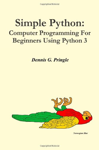 Quick Python Book Pdf