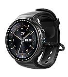 Smartwatches I8 4G Smart Watch Mit Kamera Pulsmesser Schrittzähler Fitness Tracker GPS Wifi HD Sportuhr Für Telefon,Black