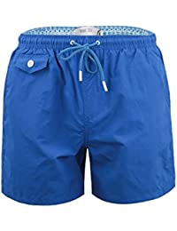 Mens Swim Shorts Brave Soul Swimming Trunks Surf Mesh Lined Summer S-XL