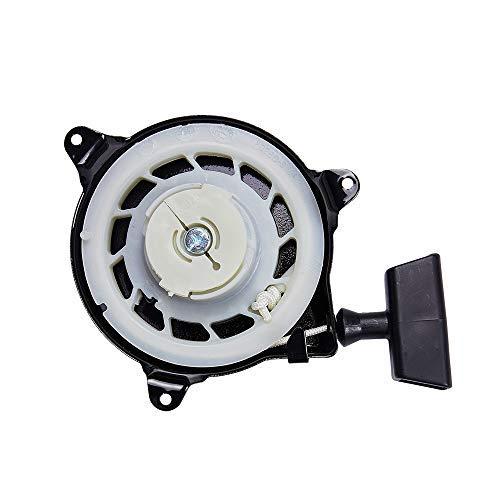 Jumbo Filtre Cordon de tirage Recoil pour Briggs & Stratton 499706 690101 Recoil Starter Assembly pour B & S 091212 091232 091412 09321 pelouse Mover Générateur