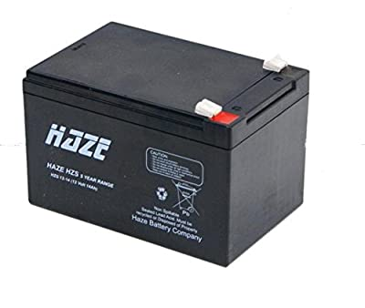 Haze - HZS12-14 - 12v 14ah A.G.M Mobility Scooter Battery