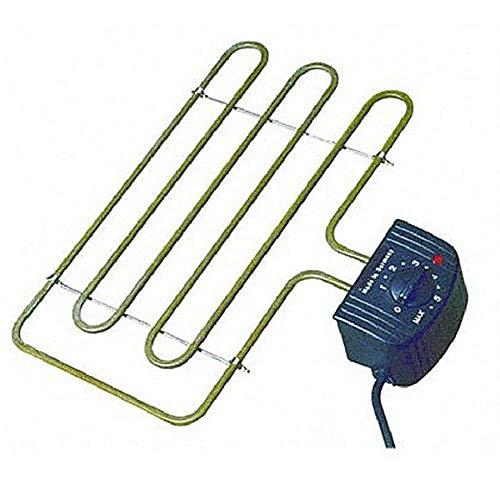 Elektroheizung Räucherofen