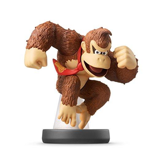 amiibo Smash Donkey Kong Figur - 2