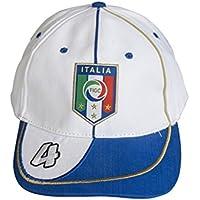 ITALIA CAPPELLO PRODOTTO UFFICIALE FIGC COLORE BIANCO