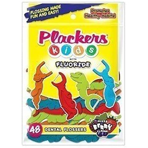 Plackers Kids Flossers by