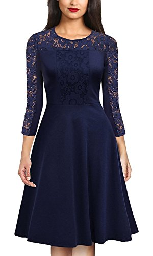 CAISHA Damen A-Linie Kleid Gr. XX-Large, (Up Girl Dress Trunk)