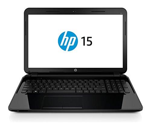 HP F5D06EA 15-G000SL Notebook, AMD Dual-Core E1-2100 APU, SDRAM DDR3L 4 GB, HDD SATA 500 GB, Nero (Ricondizionato)