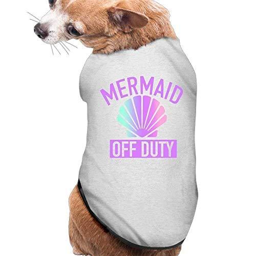 g, Mantel, Kostüm, Pullover, Weste, für Hunde und Katzen, weich, dünn, Meerjungfrau, erhältlich in 3 Größen und 4 Farben ()