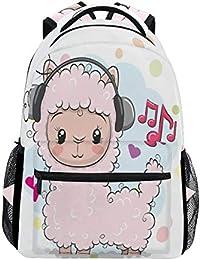 Amazon.it  Cuffie - Zainetti per bambini   Zaini  Valigeria 6ab491f2a011