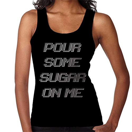 Pour Some Sugar On Me Song Lyric Women's Vest