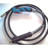 Trafimet Ergoplus 15 Schlauchpaket MB 15 / MB 150 MIG/MAG Brenner 3m komplett mit Euro Zentralanschluss