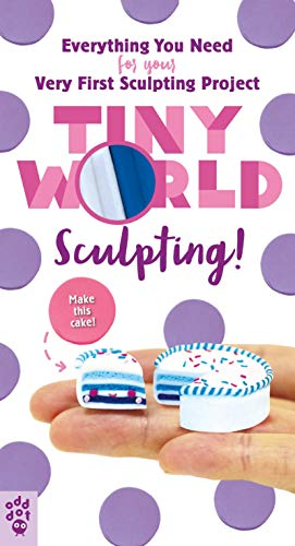 Tiny World: Sculpting! (Charms Halloween Clay)
