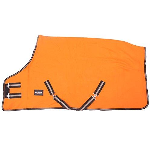 Epplejeck Abschwitzdecke Zafra - Orange - Gr. 145 cm