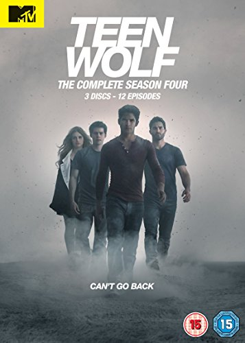 Teen Wolf: The Complete Season Four [Edizione: Regno Unito]