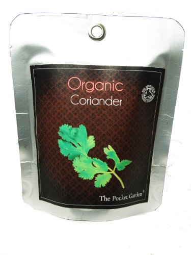 The Pocket Garden Graines de coriandre bio