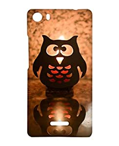 Crackndeal Back Cover for Micromax Canvas 5