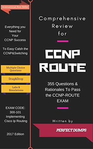 CCNP 300-101: Implementing Cisco IP Routing 2017 (English Edition)