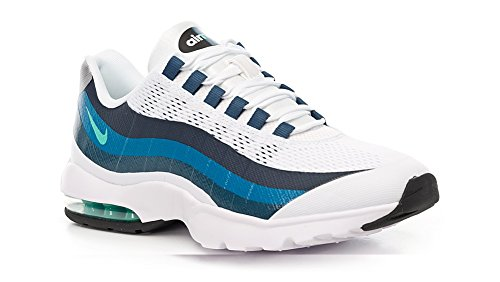 Nike - Wmns Air Max 95 Ultra, Scarpe sportive Donna white crystal mint blue 100