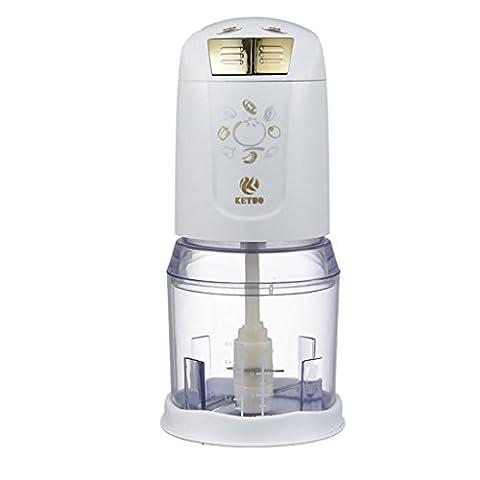 HJXJXJX Säuglings-Komplementär-Mixer 25.5 * 12cm kleine Multifunktions-Hauskochmaschine