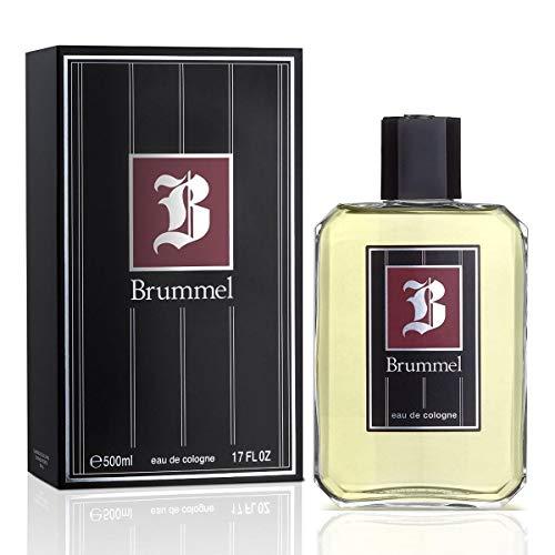 Brummel, Agua de colonia para hombres - 500 ml.