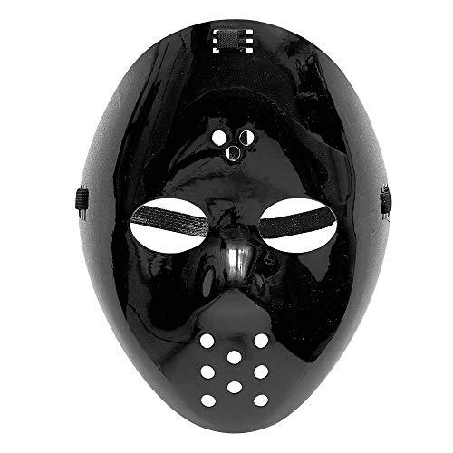 WIDMANN 91703 Hockey Maske, Schwarz, Einheitsgröße