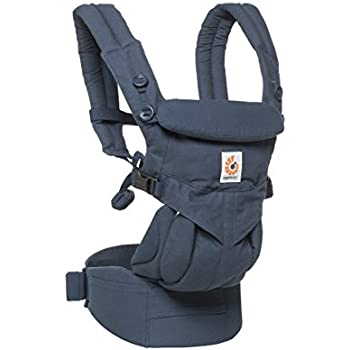 3730eced93e Ergobaby Carrier 360 Original Front Carriers (Grey)  Amazon.co.uk  Baby