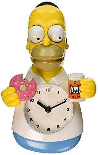 NJ Croce Homer Simpson 3D-Motion Uhr