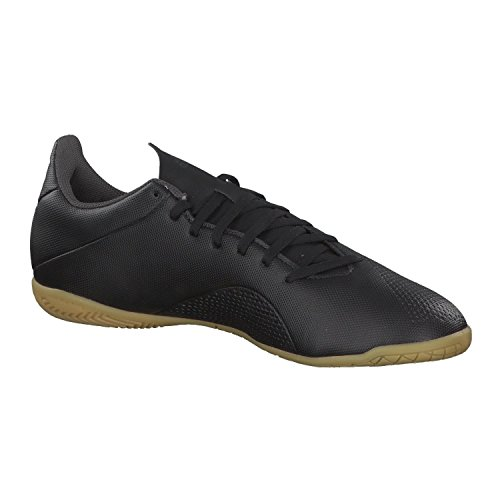 adidas Men    s X Tango 18 4 in Futsal Shoes  Schwarz Negb  s Ftwbla 000  9 5 UK 9 5 UK