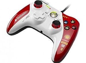 Manette pour Xbox 360/PC - GPX Lightback Ferrari edition
