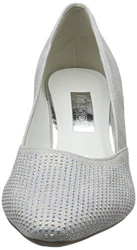 Gabor Shoes Fashion, Scarpe con Tacco Donna Bianco (ice +Absatz 61)