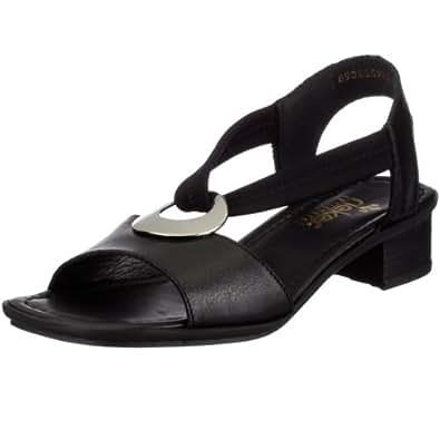 rieker 62662 damen sandalen schuhe handtaschen. Black Bedroom Furniture Sets. Home Design Ideas