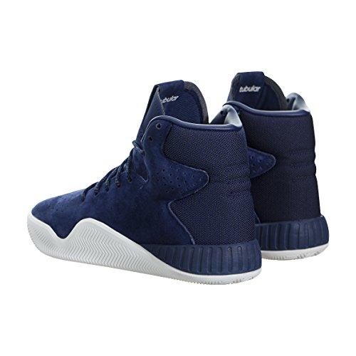 Adidas Tubular Instinct Daim Chaussure de Tennis DarkBlue-DarkBlue