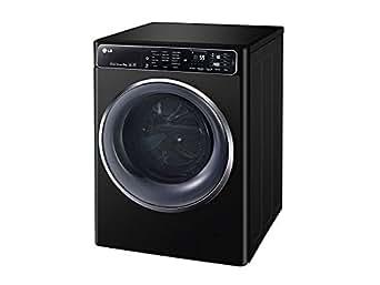LG F84918BL Autonome Charge avant 8kg 1400tr/min A+++-40% Noir machine à laver - machines à laver (Autonome, Charge avant, Noir, 150°, 59 L, Toucher)