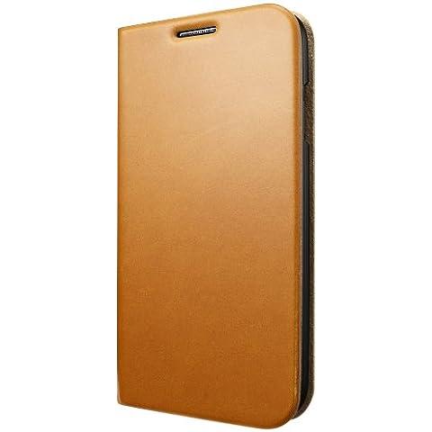 Spigen SGP10282 - Funda para Samsung Galaxy S4, Marrón