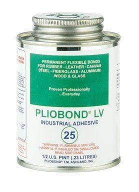 pliobond-pbc-25-lv-low-voc-adhesive-8-oz-by-wj-ruscoe-co-english-manual
