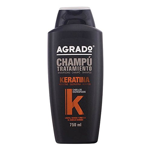 AGRADO - SHAMPOO AGRADO keratin 750 ml-unisex