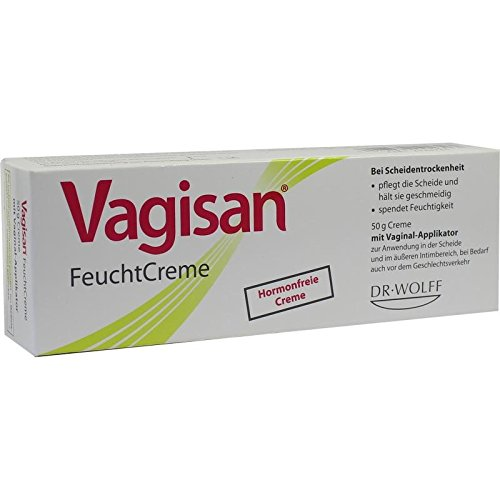 Vagisan FeuchtCreme mit Applikator Creme, 50 ml