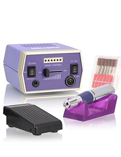 torno-unas-profesional-de-nail-eon-purple-lila