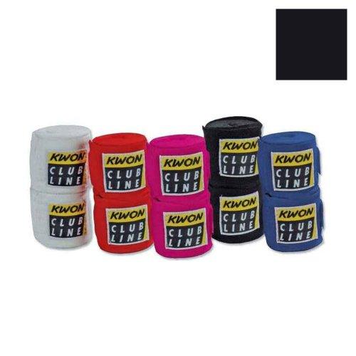 CLUB LINE Boxbandagen elastisch in 5 Farben