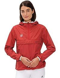 fc1b91e7b12db8 SPOOKS Damen Jacke, leichte Damenjacke mit Kapuze, Herbstjacke - Kaya Rain  Jacket XS-