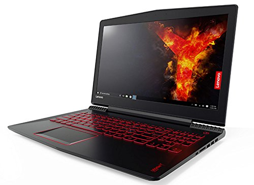 Lenovo Legion Y520 - Ordenador portátil Gaming 15.6' FullHD (Intel Core i7-7700HQ, 8GB de RAM, 1TB de HDD, Nvidia GTX1050-4GB, Windows10) Negro - Teclado QWERTY español