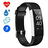 Fitness Tracker ANEKEN Smartwatch Activity Tracker Orologio Fitness, Cardiofrequenzimetro da...
